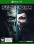 Dishonored 2 [Xbox One] - В Dishonored 2, новой главе саги Dishonored, создаваемой командой Arkane Studios, вы снова окажетесь в роли убийцы со сверхъестественными способностями. Вы вернетесь в удивительный мир, сочетающий магию, мистику и технологии. Решите, за кого играть: за им