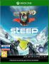 Steep [Xbox One] - В игре Steep прокатитесь по огромному открытому миру Альп и Аляски, где всегда много снега и гонки никогда не заканчиваются. Покорите самые крутые горные склоны мира на лыжах, сноуборде, вингсьюте и параплане.