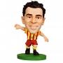 Фигурка футболиста Soccerstarz - Barcelona Xavi Hernàndez - ... - Высота фигурки 5 см, фигурка в подарочном блистере, ручная роспись отражает детали формы клуба, номер и фамилию футболиста, в наборе есть карточка с данными о футболисте
