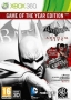 Batman: Arkham City Game of the Year Edition [Xbox 360]