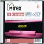 DVD+RW Mirex 4,7 Гб 4x Slim case