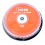 DVD+R Mirex 4,7 Гб 16x Cake box 10