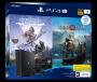 PlayStation 4 Pro (1 ТБ) с комплектом игр God of War, Horizon: Zero Dawn