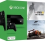 Xbox One. Day One Edition (500 GB) + игра FIFA 15 + игра Forza Motorsport 5