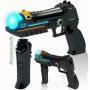 Пистолет PS Move EAGLES Precision Shot 3 с поддержкой PS Move