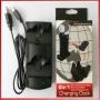 Зарядная станция для 2х мувов или 2х джойстиков PS3