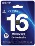 Карта памяти PlayStation Vita Memory Card (16GB)