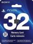 Карта памяти PlayStation Vita Memory Card (32GB)