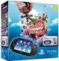 Комплект Sony PlayStation Vita Slim Wi-Fi (черная) + код активации игры LittleBigPlanet + карта памяти 4 Гб