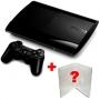 Комплект приставка Sony PlayStation 3 Super Slim 500Gb + любая игра в наличии