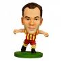 Фигурка футболиста Soccerstarz - Barcelona Andres Iniesta - Away Kit (202512)